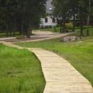 Parkové úpravy a údržba přírodního parku Dolina (Bedřichov)